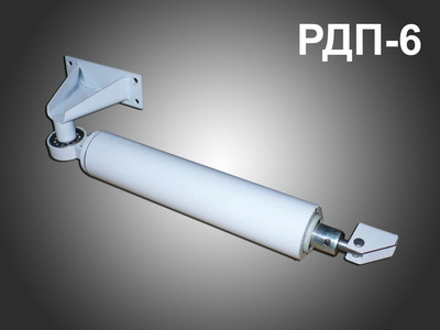 RDP-6 door closer pneumatic external and internal installation