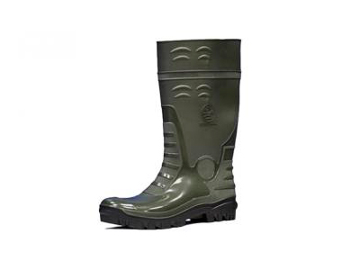 Rubber boots for men grey
