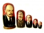 Matryoshka - Soviet leaders