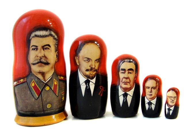 Matriochka - Staline