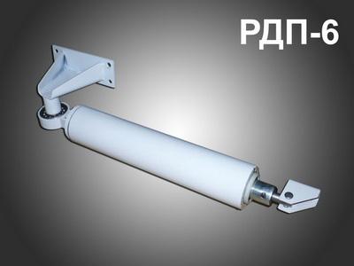 RDP-6 ferme-porte pneumatique extérieur et l'intérieur de l'installation