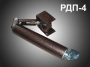 RDP-4 pneumatischer türschließer außenmontage verstärkt