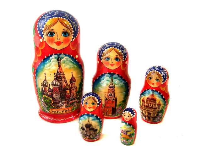 La Matrioshka - Moscú