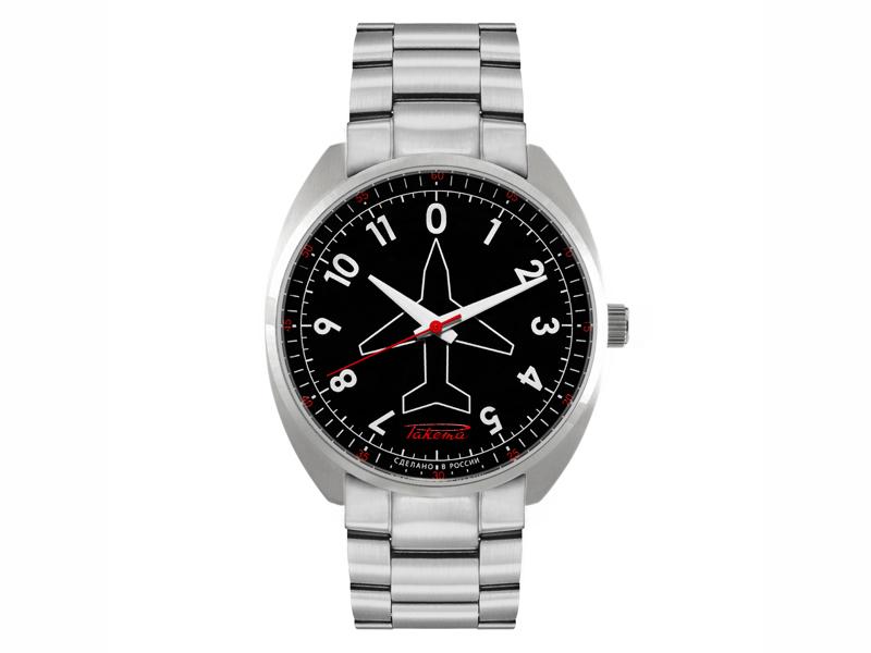 Reloj Cohete Chkalov 0160